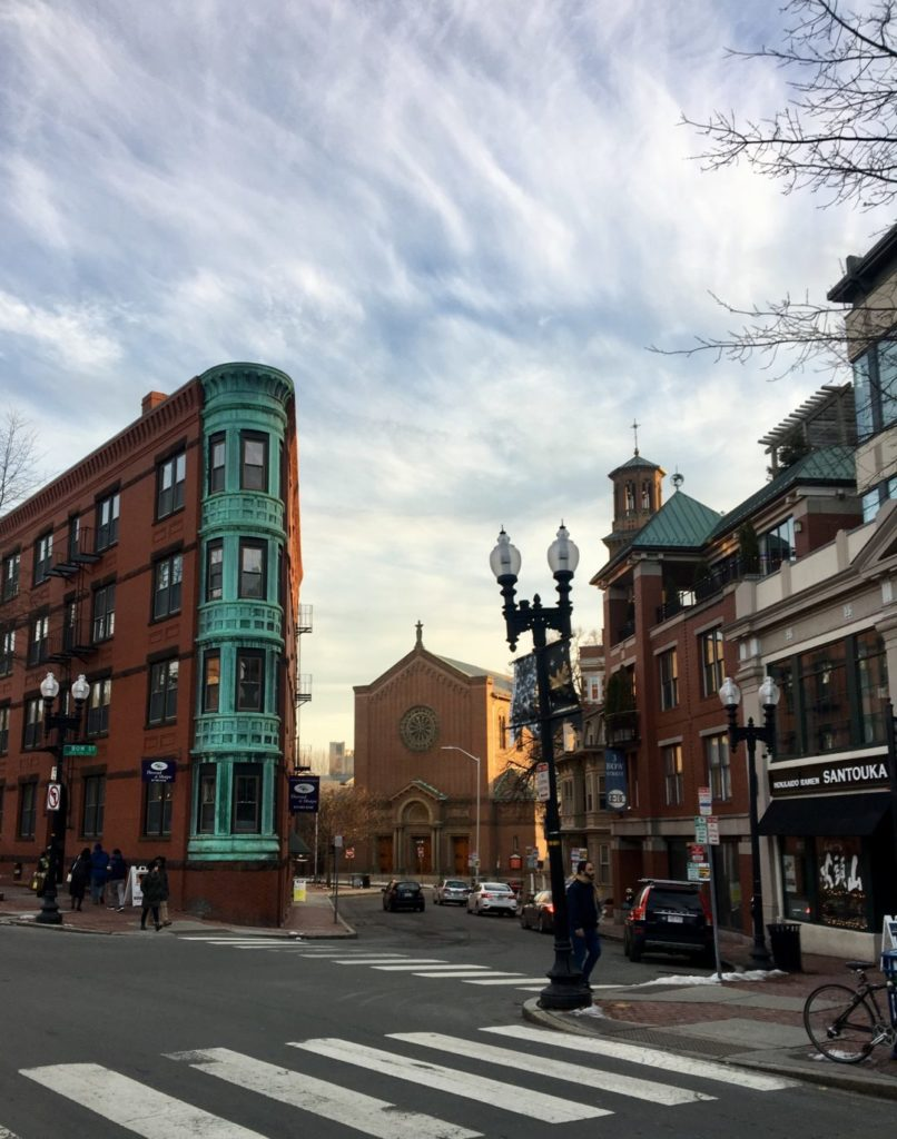 Boston is named the smartest city in the US and is the cradle of many great tech startups.