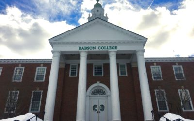 Travelogue 2: Babson College