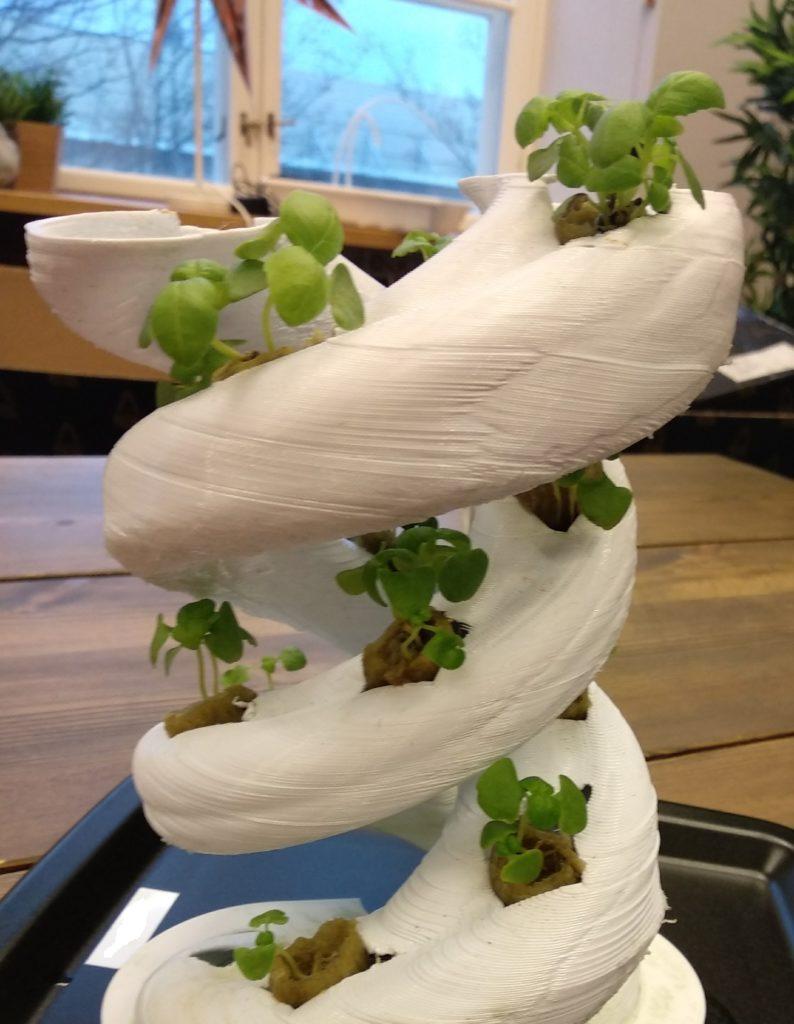 The prototype. Photo: Apolonia Agrotech