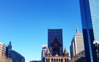 Travelogue 4: Meetups in Boston