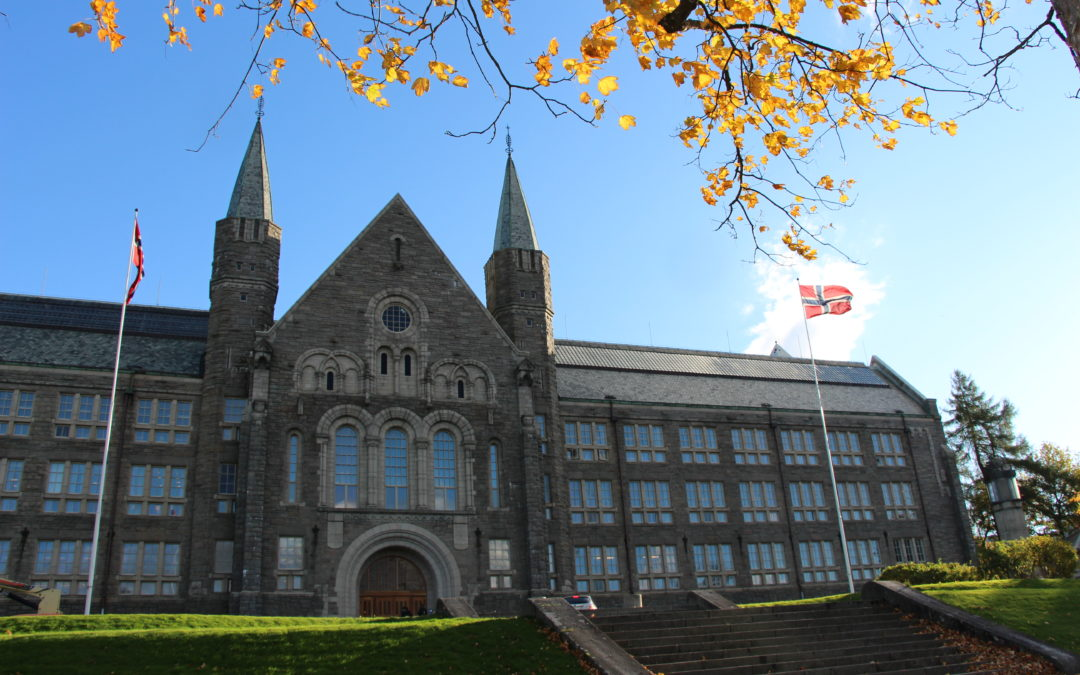 NTNU towards acting entrepreneurial