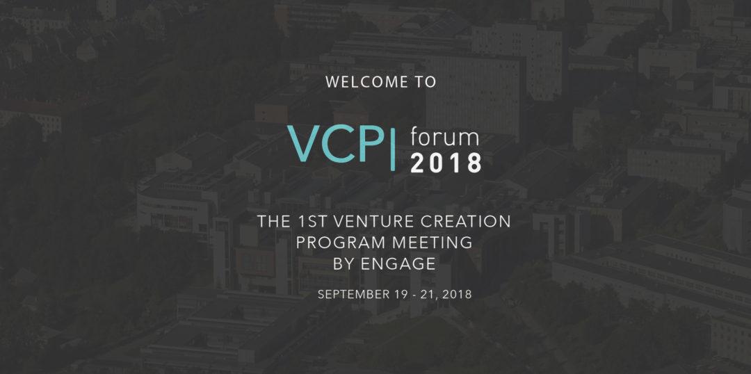 VCP Forum 2018
