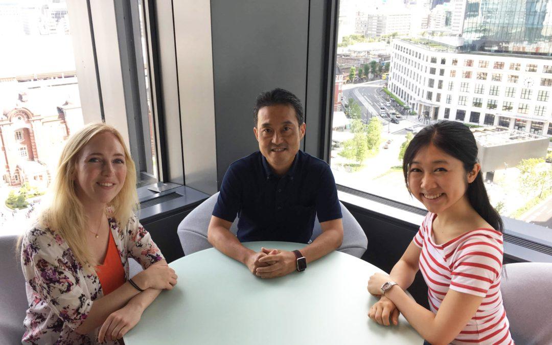 Teaching entrepreneurship in Japan