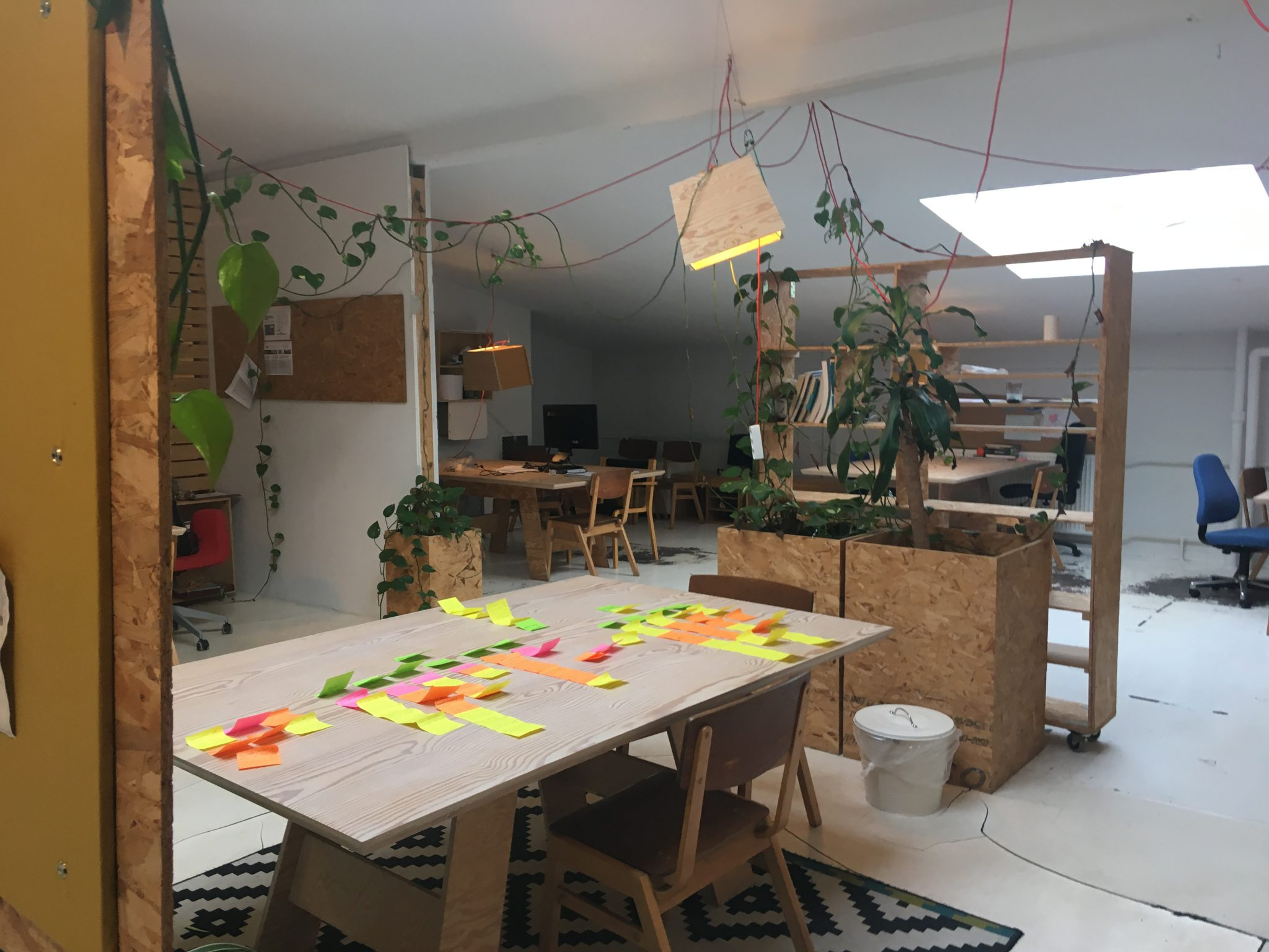 Travelogue – Refugee Entrepreneurs Denmark and CO:LAB in